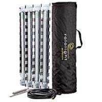Kit Rololight 25″ com 08 Lamp 6500K