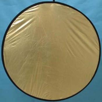 Rebatedor Dobrável Ouro 1,30M