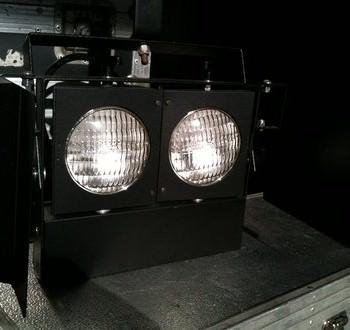 Mini Brut 2 lâmpadas