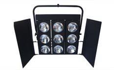 Maxi Brut 9 lâmpadas