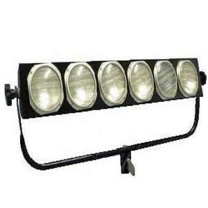 Calha Brut 6 lâmpadas