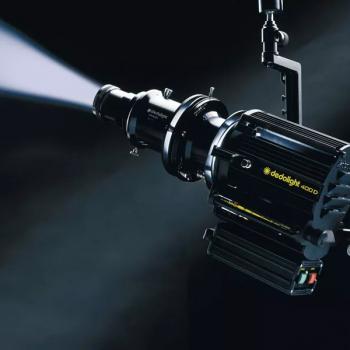 HMI 400W com focal