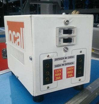 Transformador 3000W