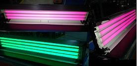 LedMais Flo 4 Lamp. RGB 1,20M