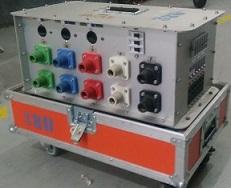 Quadro de luz 200A – 380V