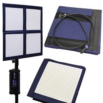 Flex LED Bicolor 60×60 Dobrável